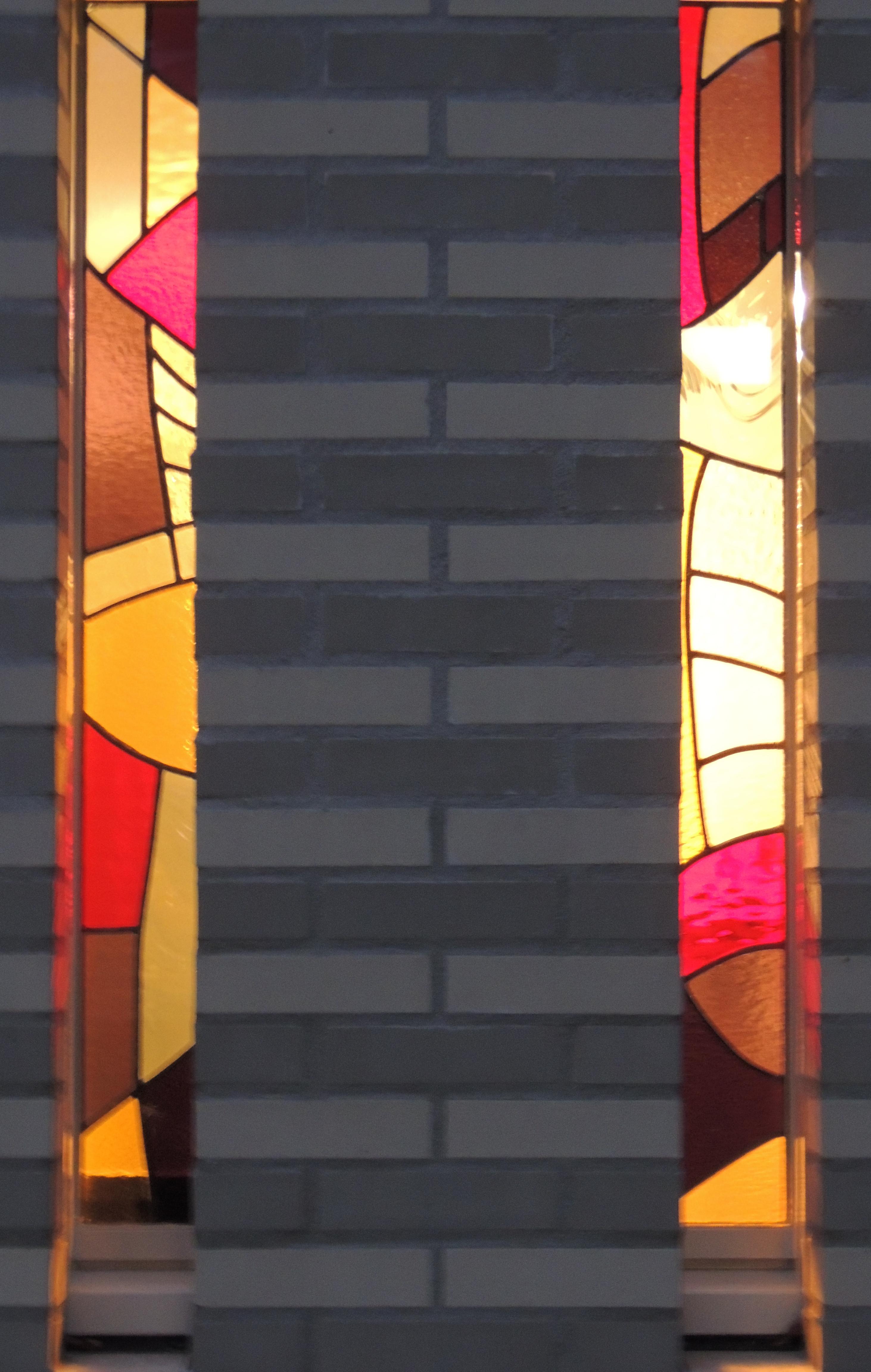 Dubbel voorzetraam (van buiten)
